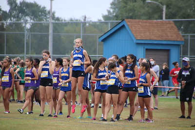 CROSS COUNTRY Highland Invite 2020