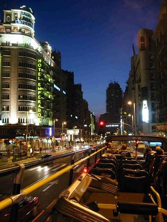 Madrid August 2004