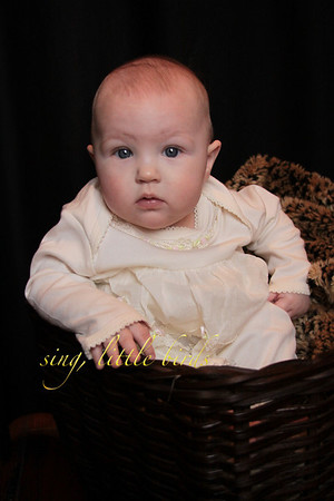 Claire 6 months