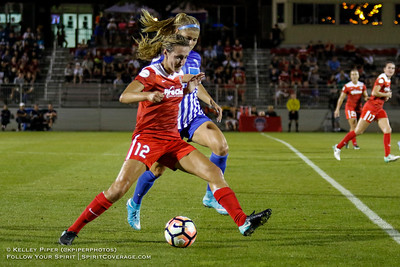 Washington Spirit v Boston Breakers (23 September 2017)
