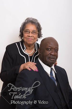 Pastor & First Lady I. J. Myers