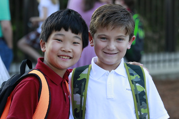 Life in the Lower School - Week One