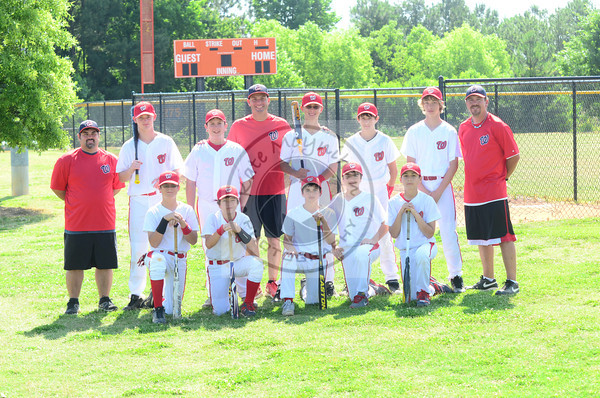 Wildcats Baseball June 1, 2013