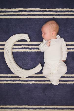 Charlie Newborn Session