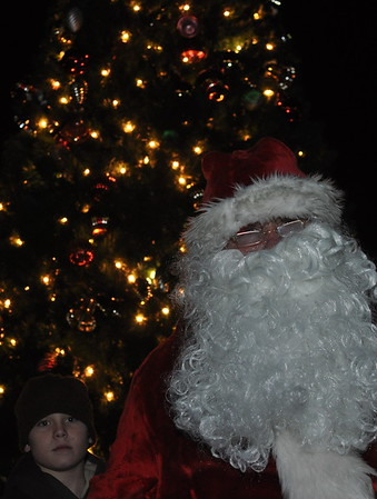 11/27/2009 Christmas Tree Lighting on the Square