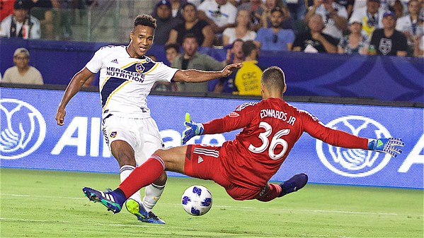 LA Galaxy vs Orlando City FC 072918