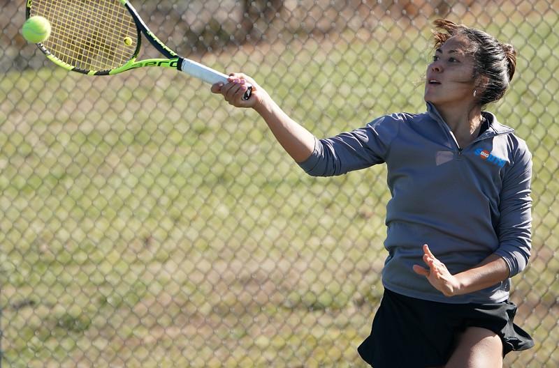 Women's Tennis vs. NC Central 1/26