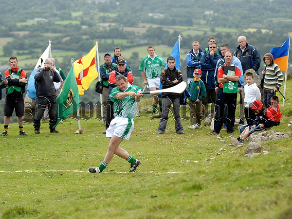 M Donnelly All Ireland Poc Fada Final. David Fitzgerald. 07W32S267