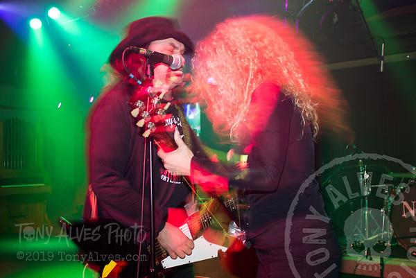 Nashville Pussy · Dec 1, 2015