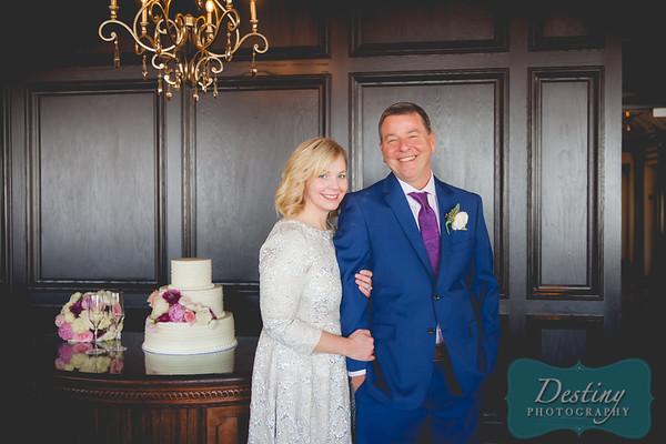 Richard and Leslie's Wedding pix- Jan 2019
