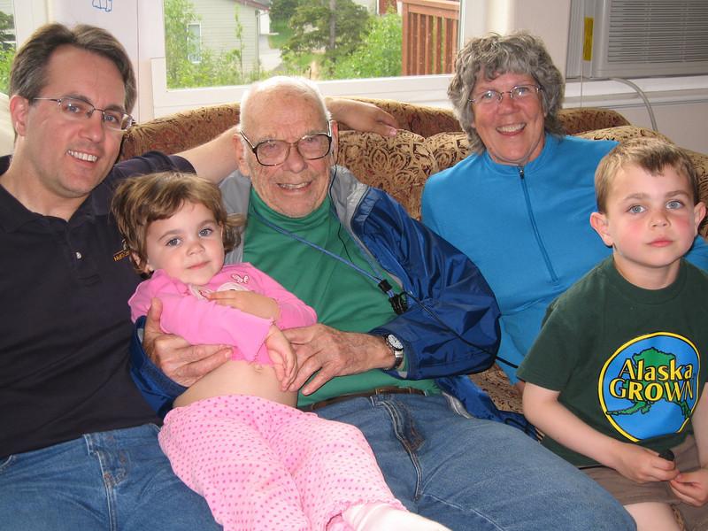 2011 Four generations