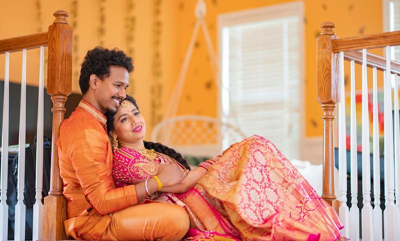 Praneeth Siri Pre-Wedding Rituals
