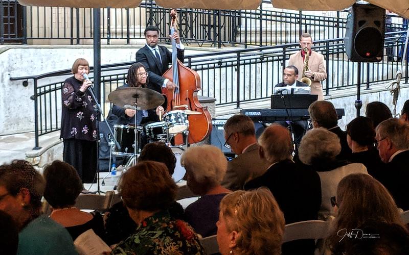 Gretchen Valade Jazz Center Groundbreaking - 9-20-2018