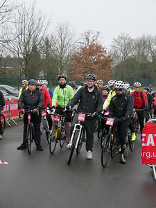 BHF London to Reading Ride 2018