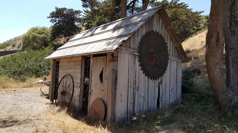 圣克鲁斯岛上历史悠久的蝎子牧场,海峡群岛国家公园,加州188bet真人