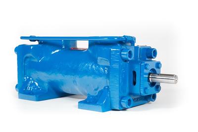 Colfax Blue Pump