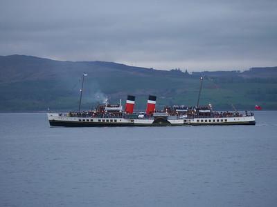 Queen Mary 2 @ Greenock