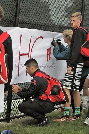 HCHS jv vs Holland High