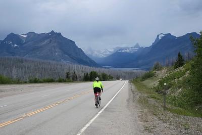 Trek Travel Glacier National Park July 2016