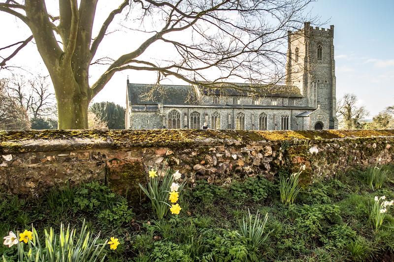 Castle Acre, St. James