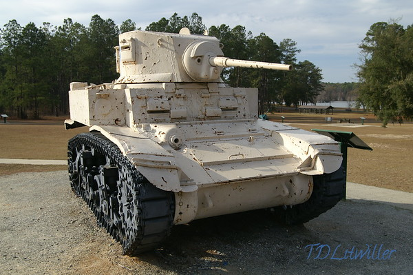 M3-A1 Stuart @ GVMSP