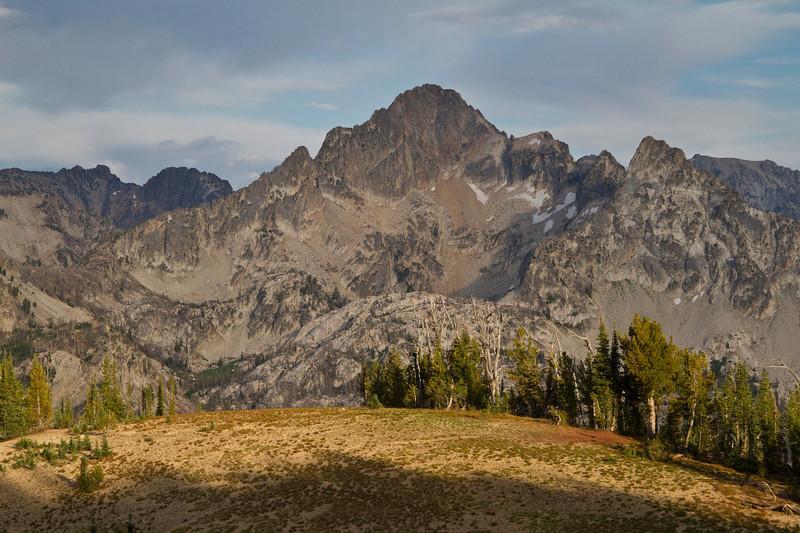 Mt Regan from the Observation Peak trail.