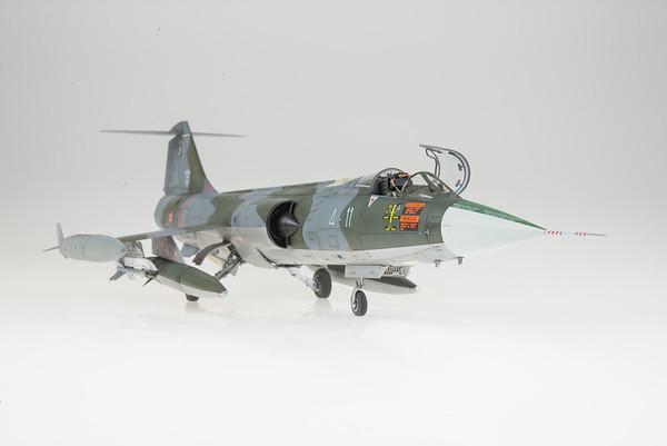 1/32 Italeri F-104S ASA Starfigther