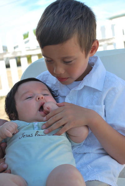 Baby Carlo's Baptism