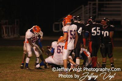 10-30-2009 Watkins Mill HS vs Einstein HS Varsity Football, Photos by Jeffrey Vogt Photography