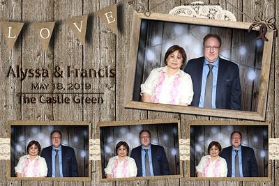 Alyssa and Francis' Wedding