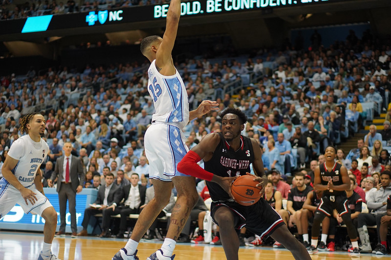 Men's Basketball vs. UNC Chapel Hill