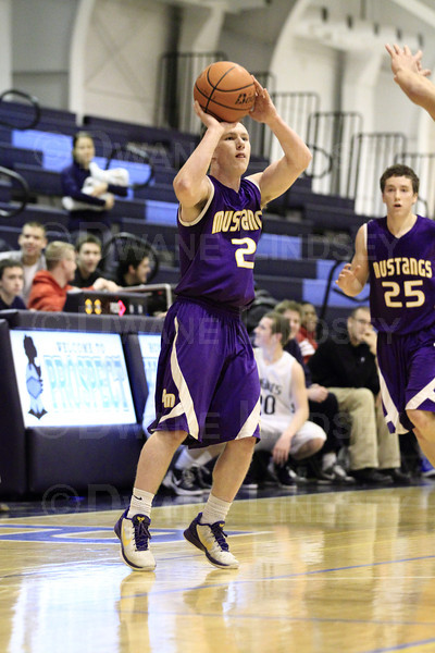 JV - Rolling Meadows vs Prospect - 02-18-12