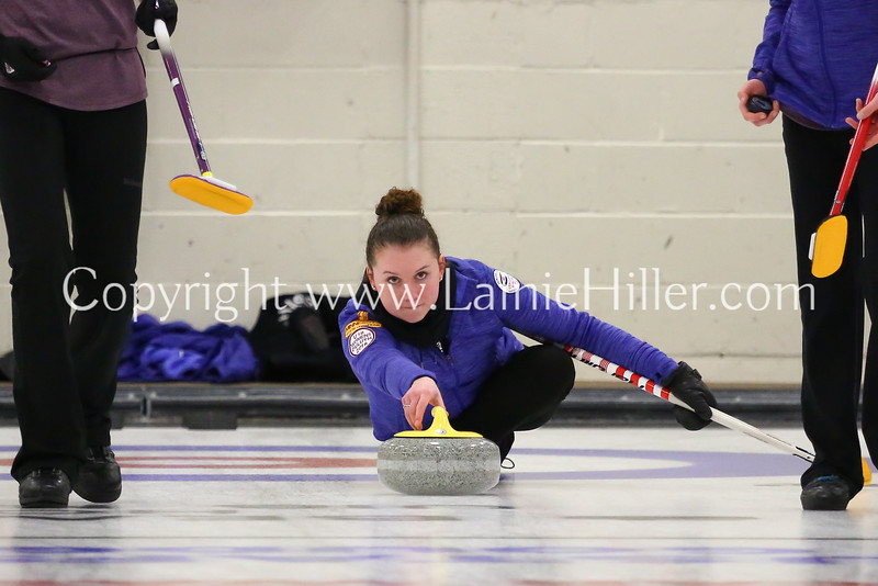 2018 u18 National Curling Championships