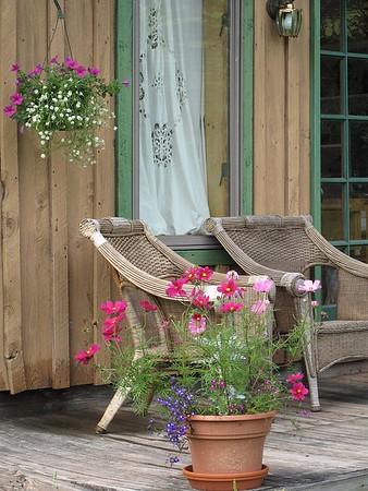 Thoreau One Room Cabin