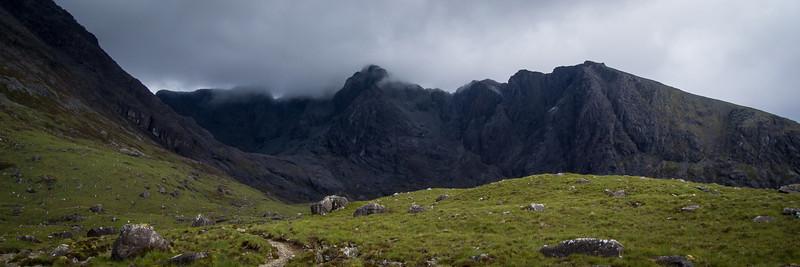 It really was amazing terrain