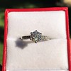 1.32ct Old European Cut Solitaire by Vatche, GIA I VS 14