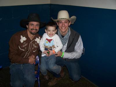 Jeffrey Pearson, Bull Riding, STORY, Rodeo (1-24-2013)