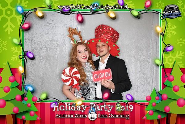 Aylstock Witkin Kreis & Overholtz Christmas 2019