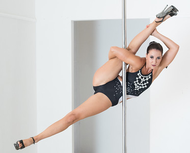 Females Semi-Finals - World Pole Dance 2016