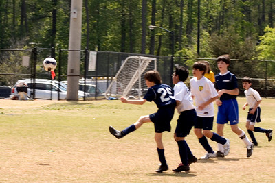 Norcross Soccer Spring 07