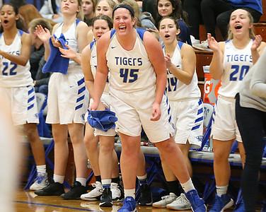 Princeton vs Midland Girls Basketball