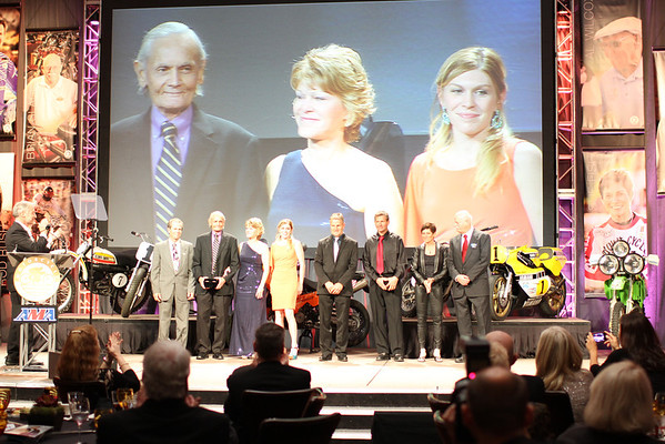 2012 AMA Motorcycle Hall of Fame Induction Ceremony, presented by KTM