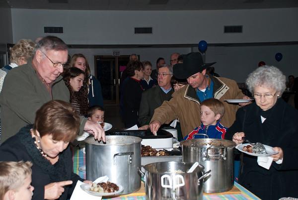 2010 Parish Activities