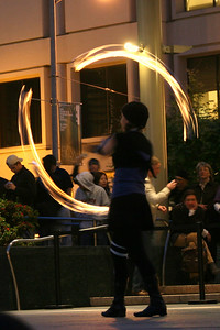 Temple of Poi 2007 Fire Dancing Expo