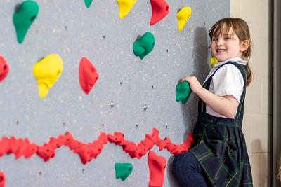 PS Climbing Wall