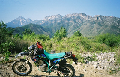 2002 Huasteca canyon