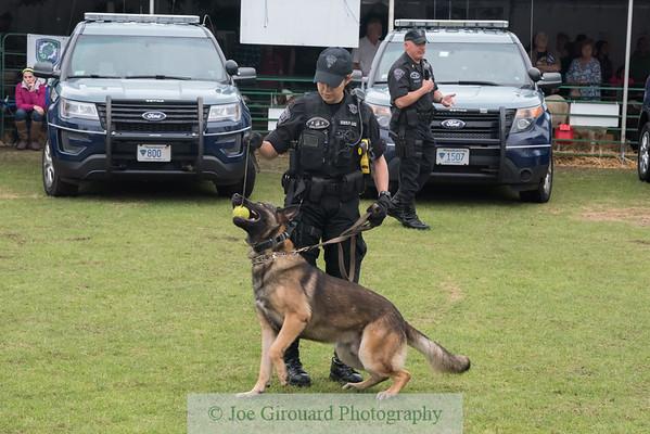 State Police K9 Demo 2017