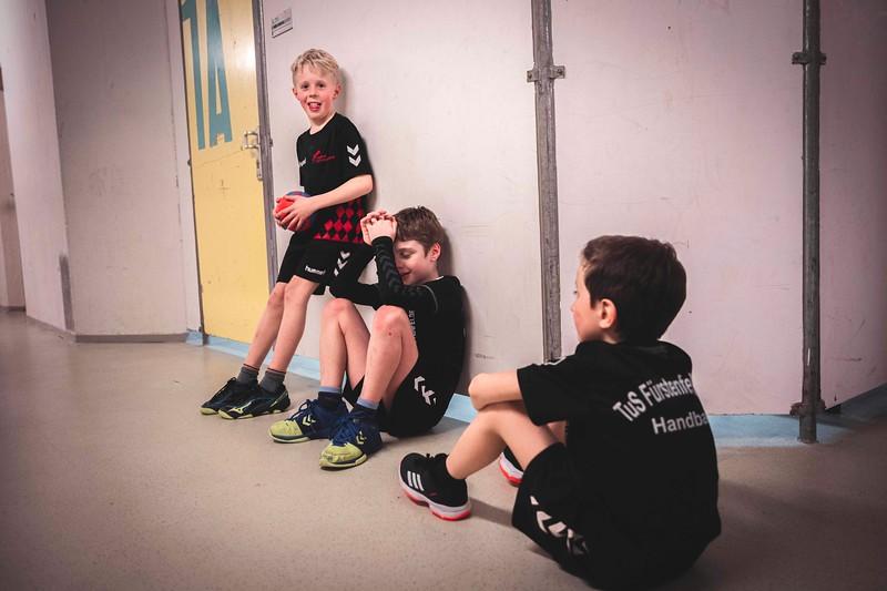 3. Handball Bundesliga: TuS Fuerstenfeldbruck Handball-TSB Heilbronn-Horkheim