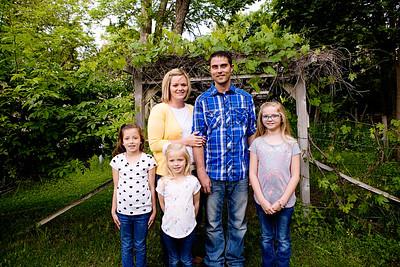 Roseborough Family 2016