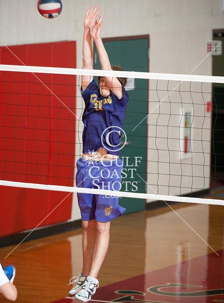 2010-09-11 Volleyball Varsity Boys Kinkaid v EHS Houston Cup